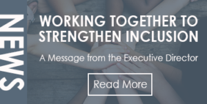 Working together to strengthen inclusion - read more